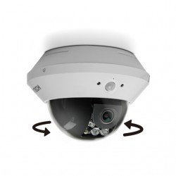 Telecamera Dome CCTV IR Full-HD da Soffitto AVT1303