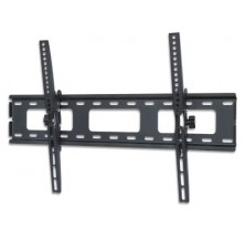 Supporto a Muro per TV LED LCD 23''-55'' Inclinabile Nero